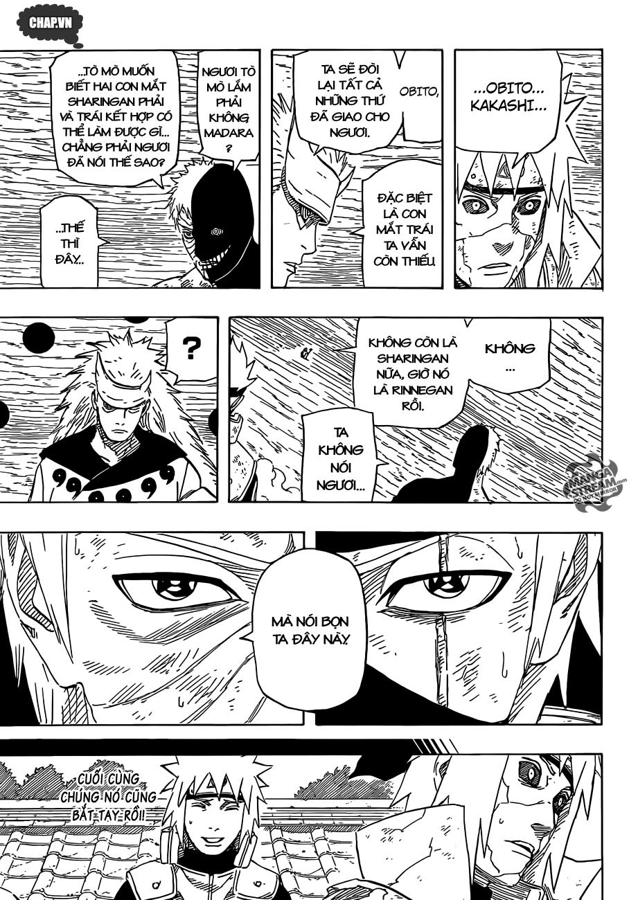 Naruto chap 666 Trang 9 - Mangak.info