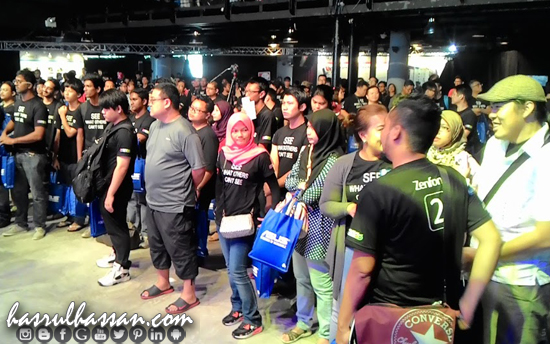 #IncredibleZenDay - Pelancaran Asus Zenfone 2 di Malaysia