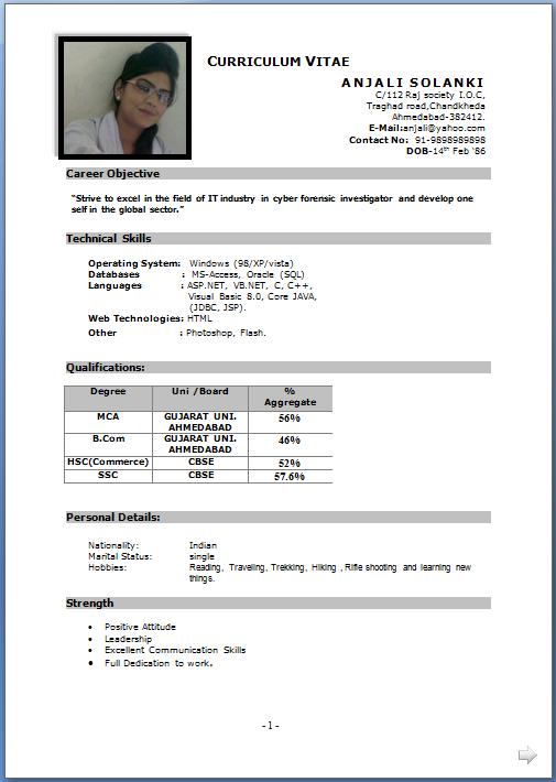 resume for apply job resume resume application job template resume ...
