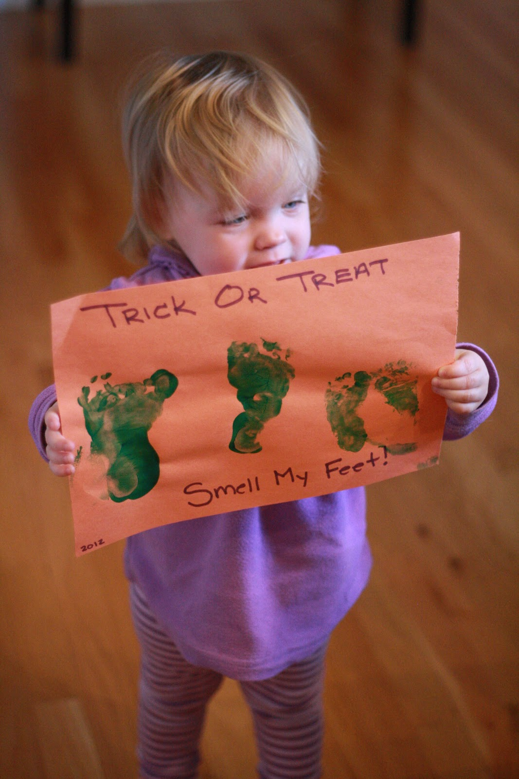 Cute Trick or Treat Saying   just b.CAUSE