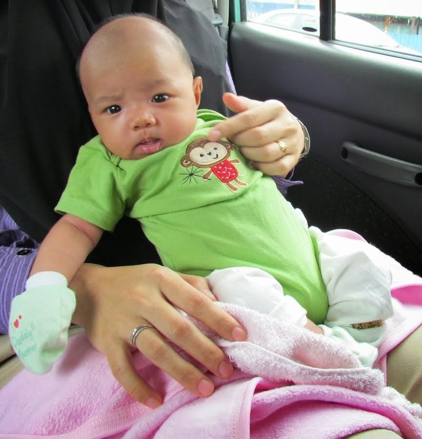 Nur Aneesa Hani - 1 bulan