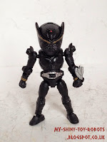 Ryuga front view
