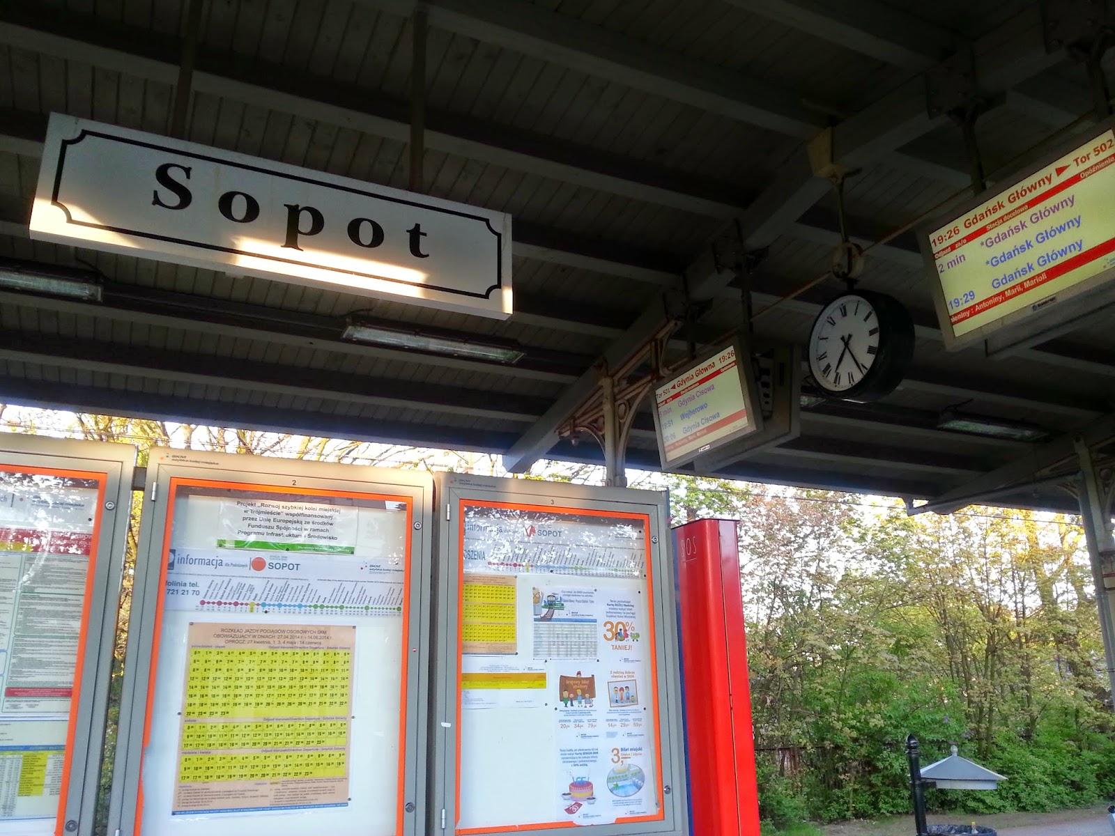 Sopot Dworzec