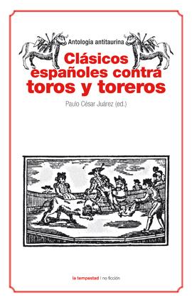 Ediciones de la tempestad cl sicos espa oles contra toros - Nombres clasicos espanoles ...