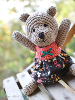 Teddy Bears Without Borders | Handmade teds for