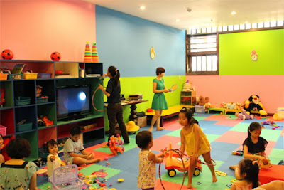 Kids Club in Golden Sand Resort Hoi An