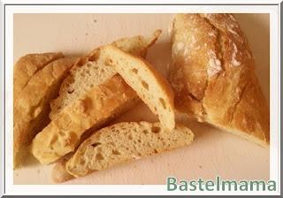 Brot selber backen, Ciabatta