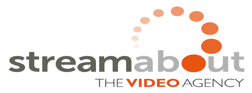 The world just changed. www.streamabout.com. The Video Agency.