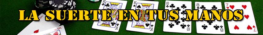 La web de la suerte y la fortuna, casinos, lotería y apuestas.