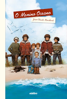 O menino oceano - Jean-Claude Mourlevat / Tradutor Luciano Machado