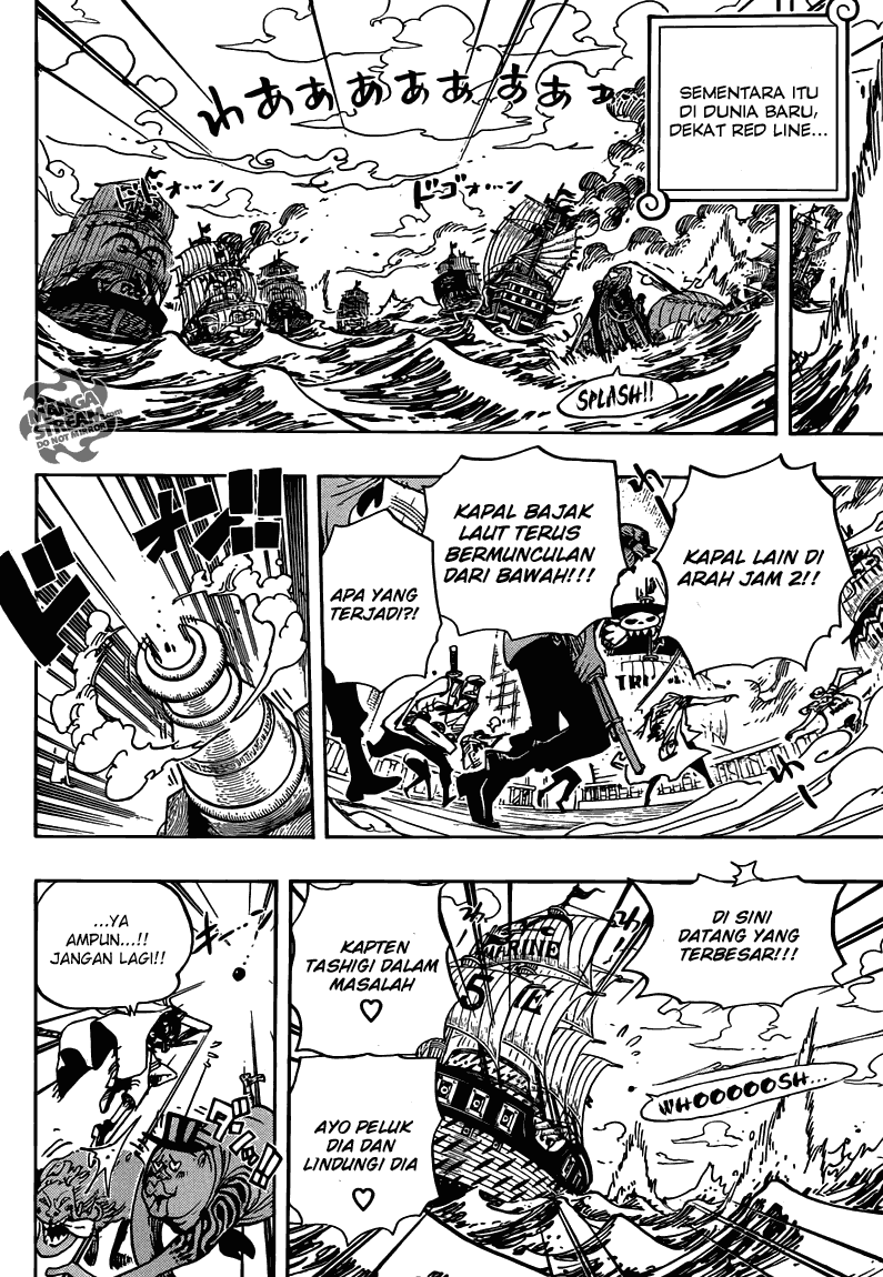 Baca Manga, Baca Komik, One Piece Chapter 652, One Piece 652 Bahasa Indonesia, One Piece 652 Online