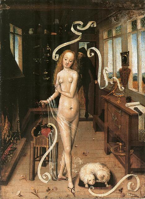 Nudist into witchcraft pics 833