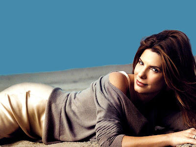 Sandra Bullock Beautiful HD Wallpaper