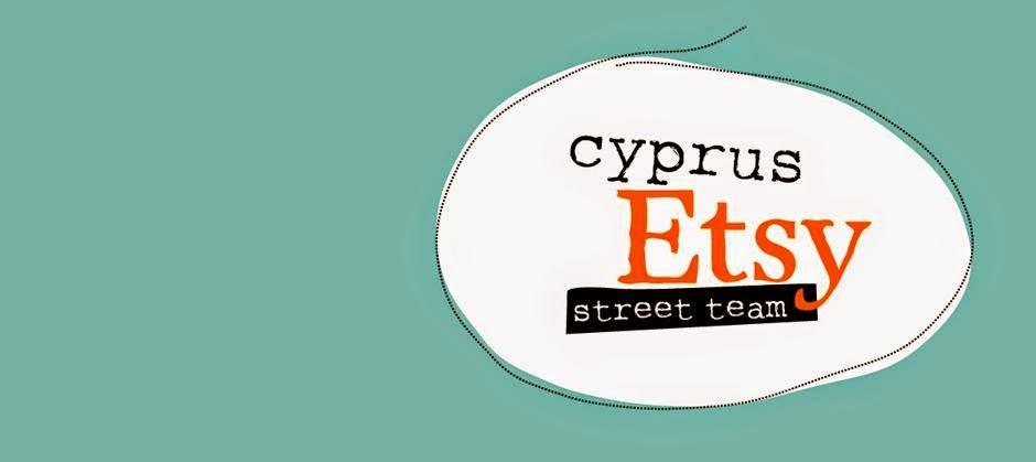 Cyprus Etsy Street Team