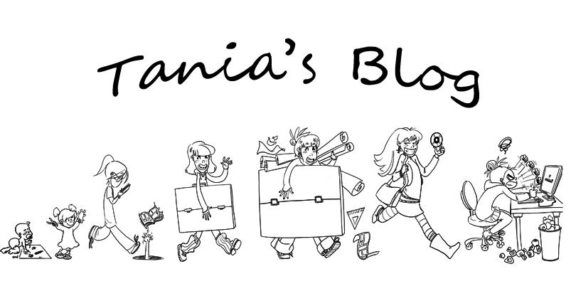 .............Tania's Blog