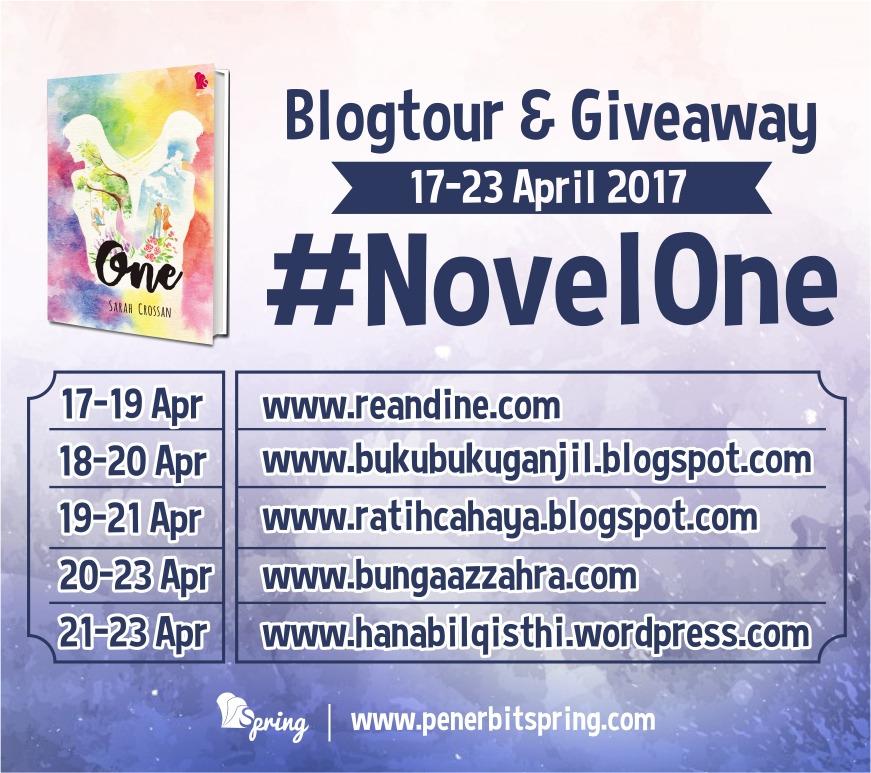 Giveaway Novel One