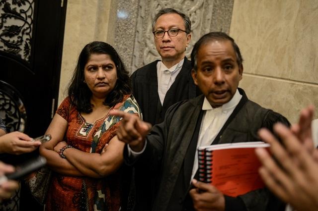 Mahkamah putuskan penukaran agama anak ditentukan Mahkamah Syariah