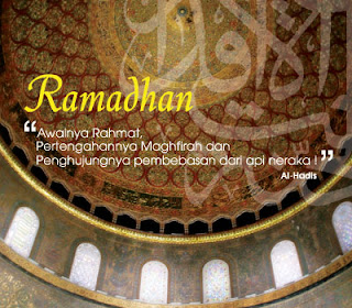 Pantun Puasa Ramadhan 2013