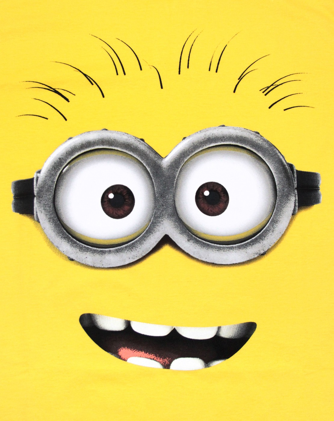 Dynamic image intended for minion mouth printable