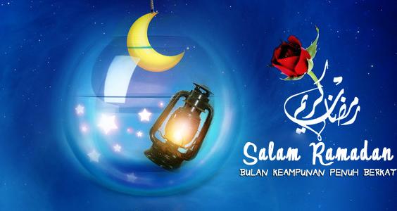 Salam Ramadan Yang Diraikan