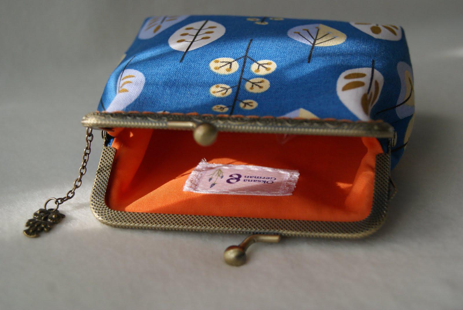 кошелек с совой