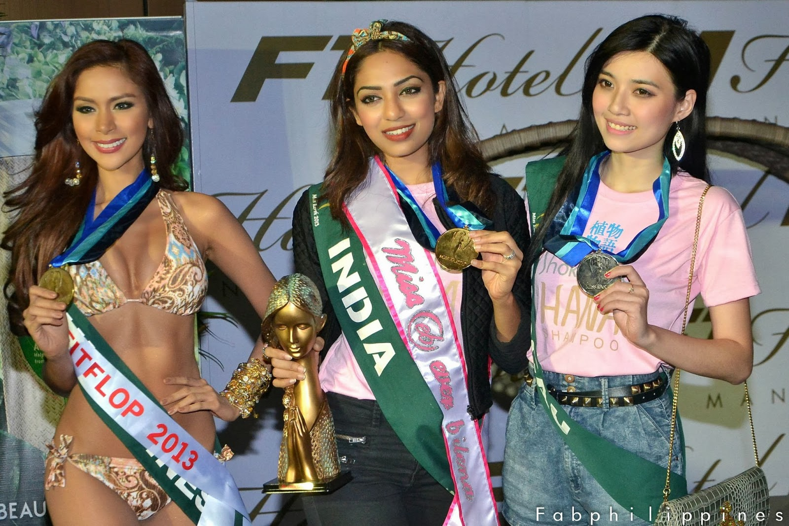 Miss Earth 2013 Photogenic Winners