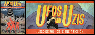 Ufos and Uzis