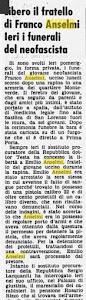 IL FUNERALE - 9 MARZO 1978
