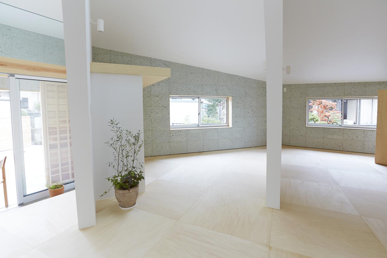 House i by hiroyuki shinozaki arc art blog by daniele drigo - Studiare interior design ...