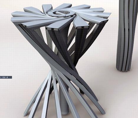 Ecomanta the secret tricks of interior designer and his industrial designs p - Patrick jouin architecte ...