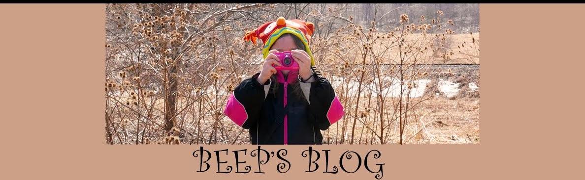 Beep's Blog