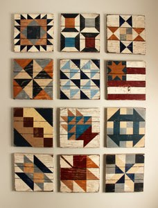 Civil War Barn Quilt Collection