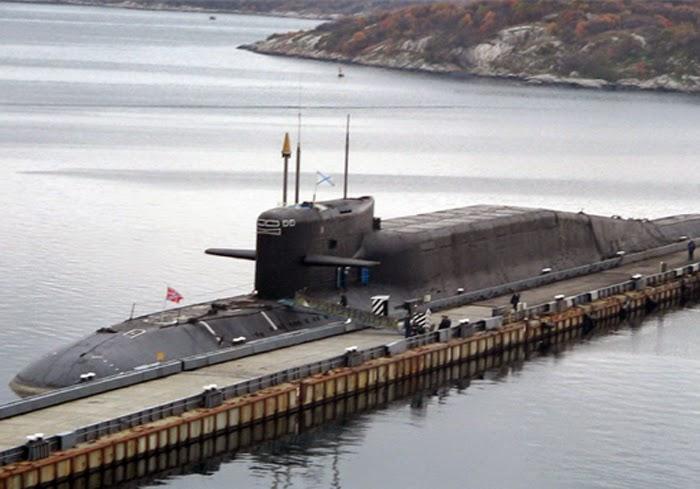 Severodvinsk SSBN Submarine