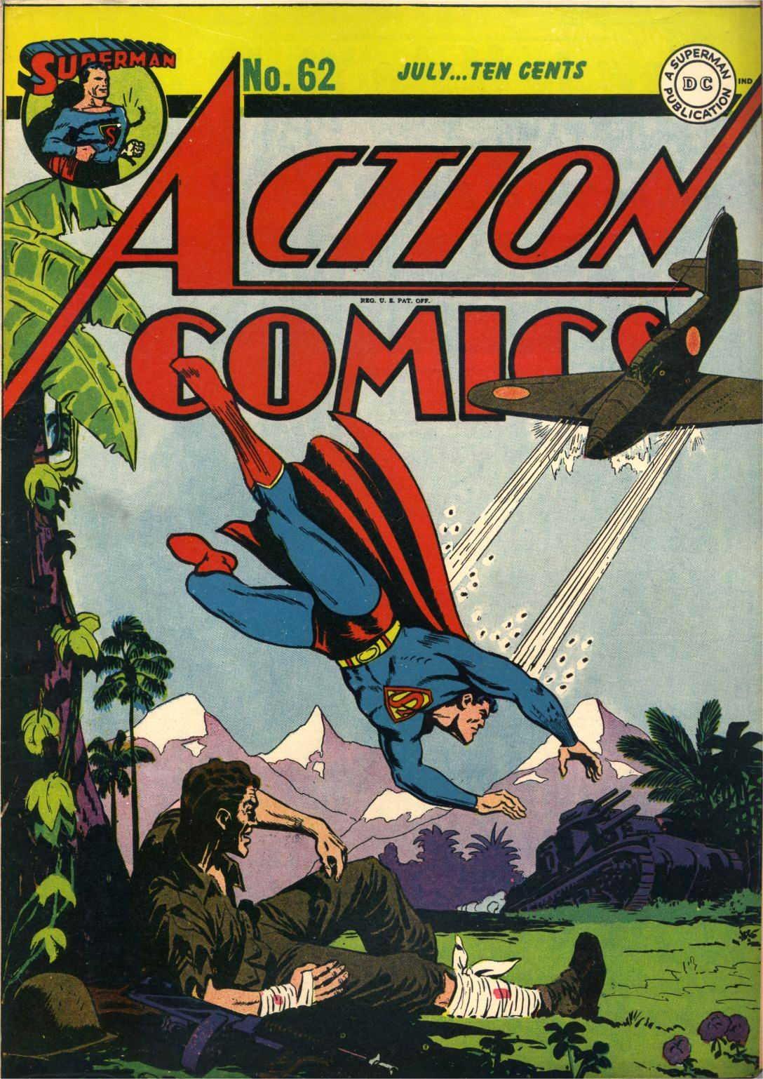Action Comics (1938) 62 Page 1