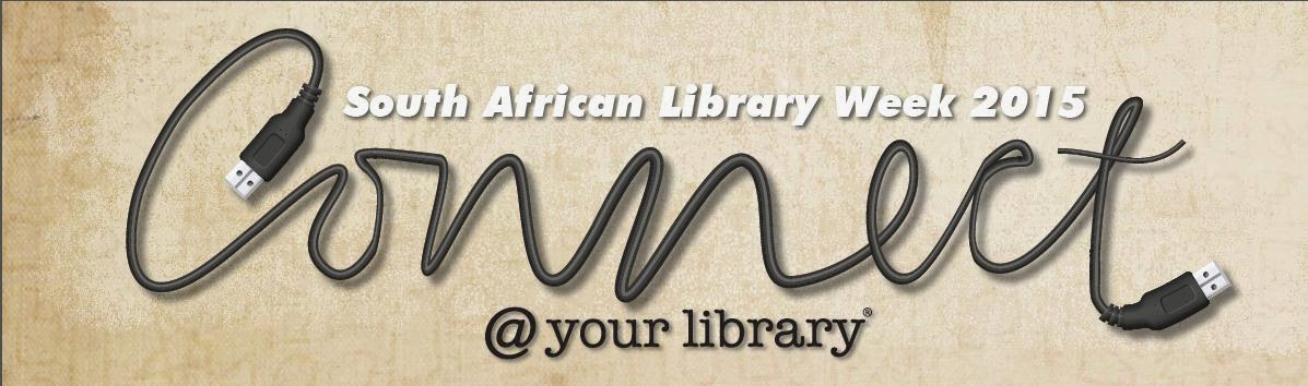 Connect @ your Library #SALW2015