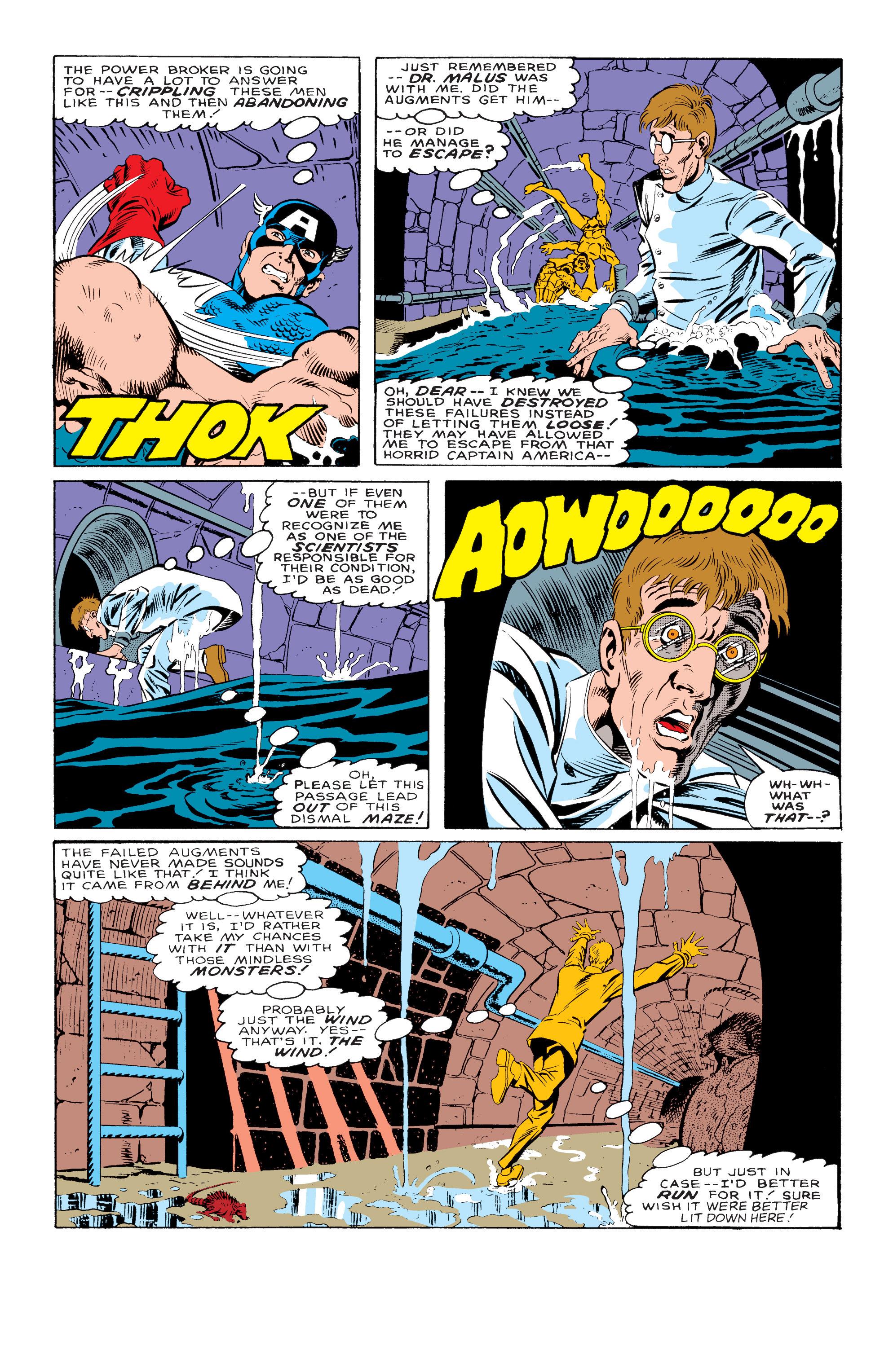 Captain America (1968) Issue #330 #259 - English 4