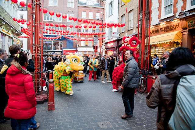 chinese new year, dragon year