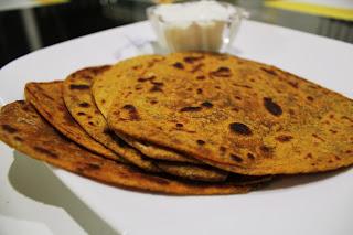 Spice Paratha