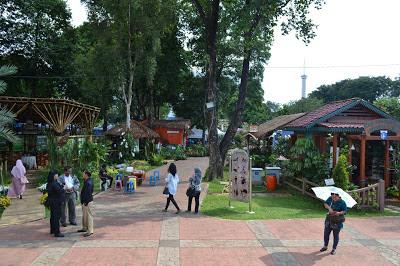 gambar Kampung Hijau
