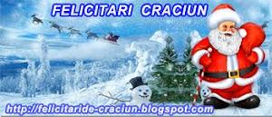 Felicitari  Carciun