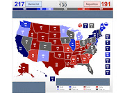 Electoral Vote Predictor: November 2012