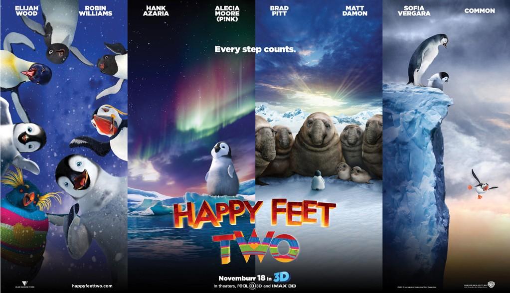 happy feet online