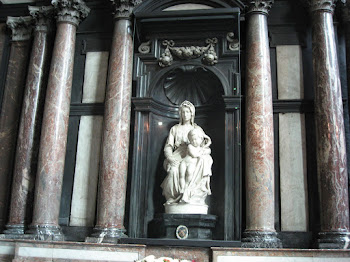 Madonna and Child in Bruges