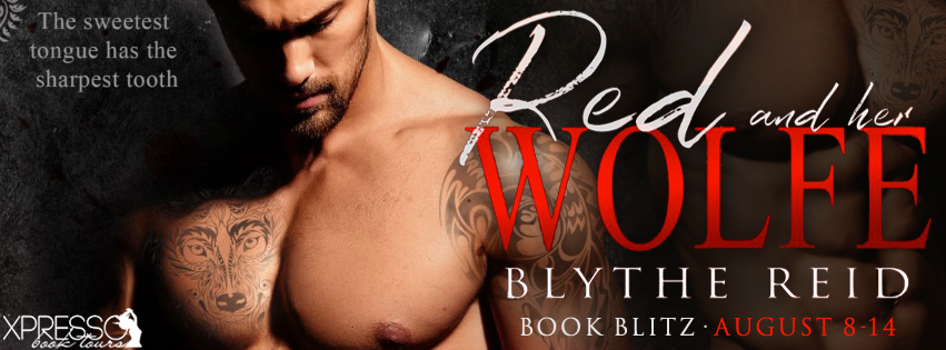 Red and Her Wolfe Book Blitz