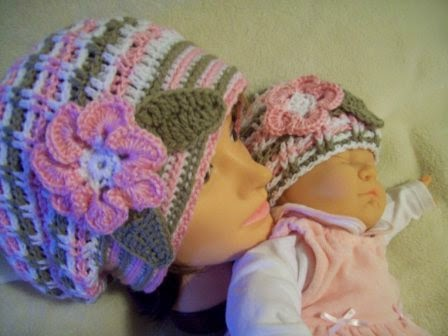 free crochet beret patterns