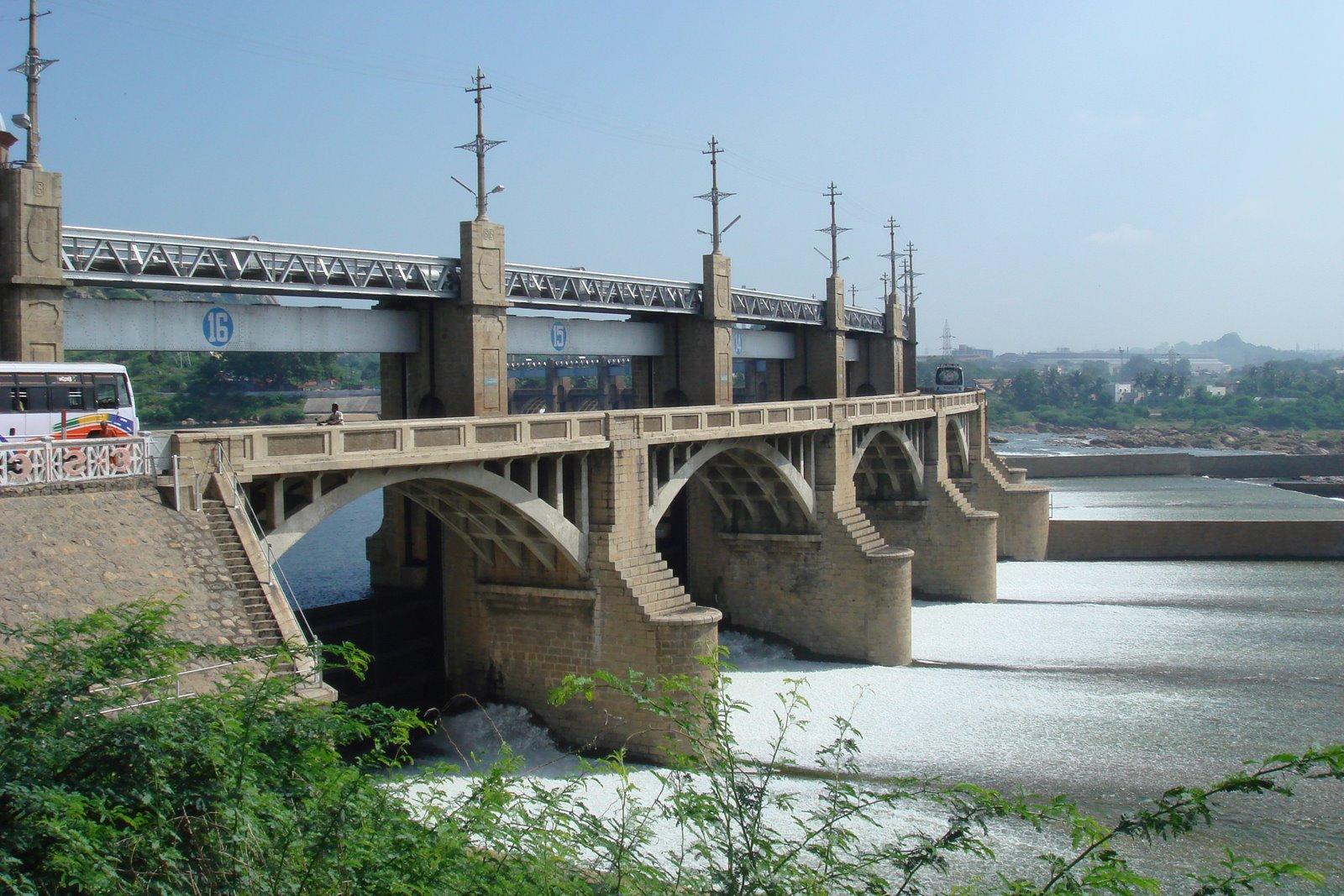 Mettur Dam Photos   Stanley Reservoir  Tamilnadu tourism   cini clips