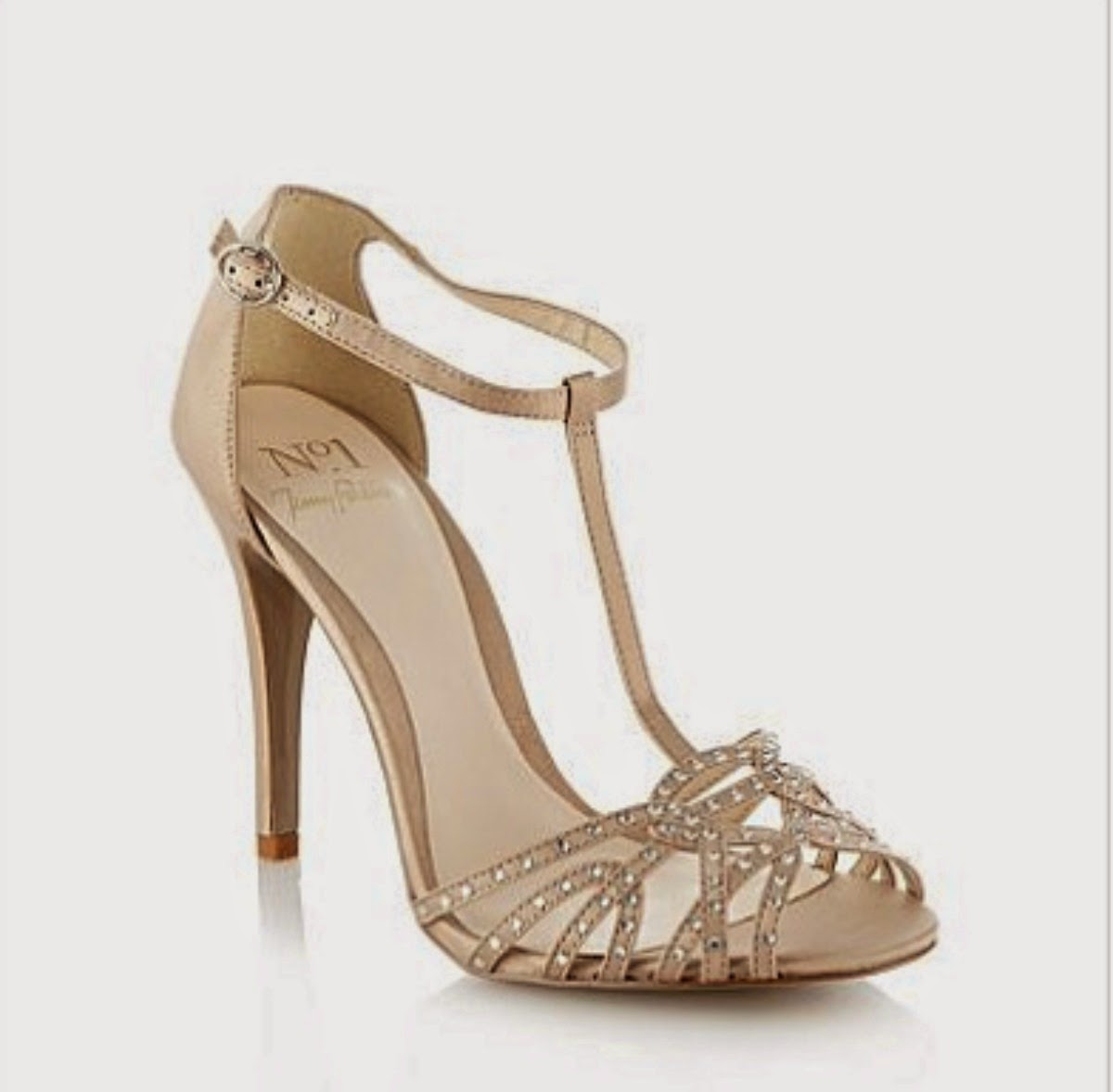 Rose gold bridal shoes evening dresses gown rose gold bridal shoes junglespirit Gallery