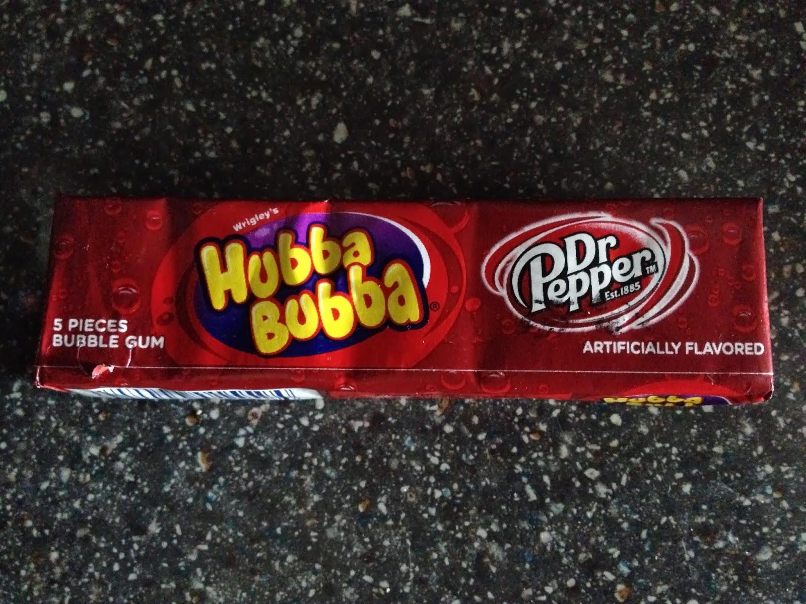 todayu0027s review hubba bubba dr pepper bubble gum - Bubble Jug