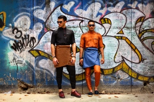 Baju Melayu Hipster, Tradisional Atau Keterlaluan?