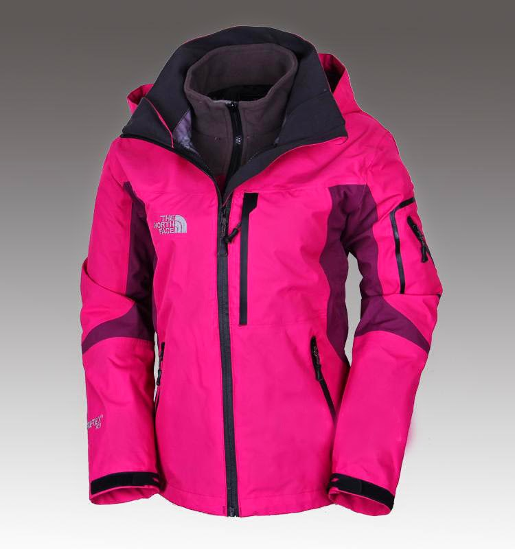 chaqueta north face esqui